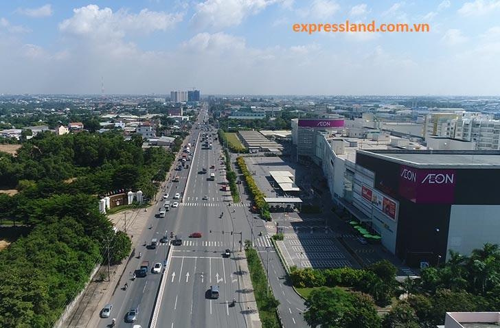 Tại sao nhà đất Bình Dương giáp ranh thành phố Hồ Chí Minh lại tăng giá tốt?