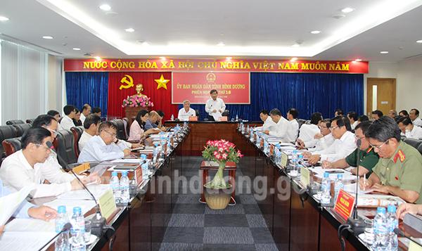 Bình Dương tán thành Đề án thành lập thành phố Thuận An và thành phố Dĩ An trực thuộc tỉnh