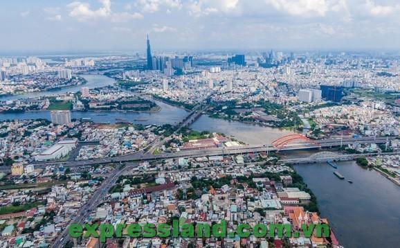 Nhà đầu tư thứ cấp vào thị trường nhà đất khu vực TP.HCM thắng lớn