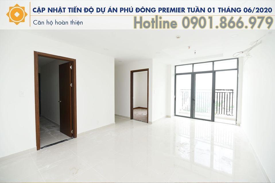 Tiến độ dự án Phú Đông Premier tháng 6/2020 | Hotline 0901.866.979
