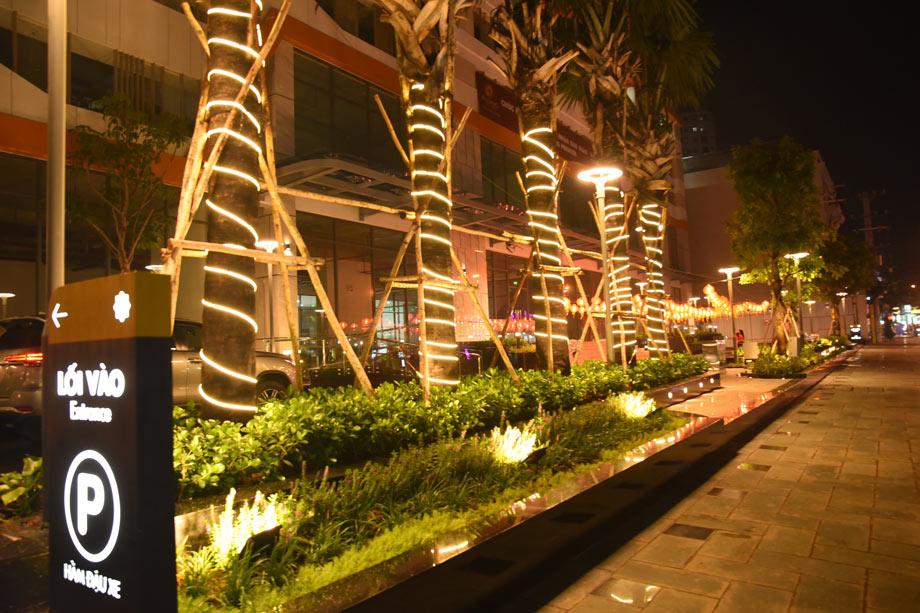 Hình mặt bằng thương mại khu căn hộ Phú Đông Premier